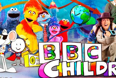 BBC Children's Induction Pack